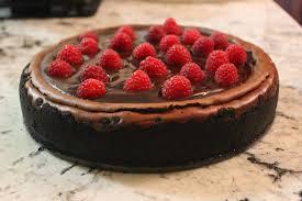 A proper cheesecake.